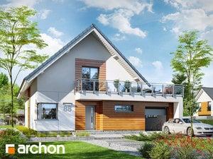 gotowy projekt Dom w amburanach 2