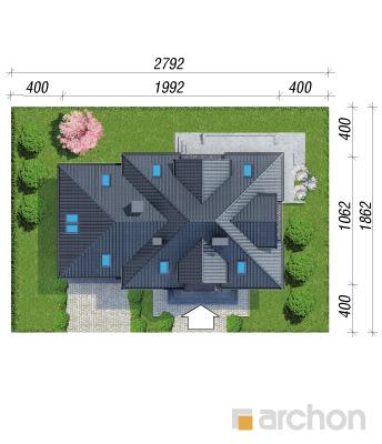projekt Dom w kaliach 3 (G2P) sytuacja