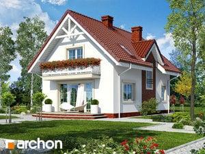 projekt Dom w kolendrze 2 (G)