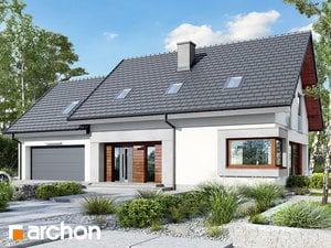 Projekt lustrzane odbicie dom w szmaragdach 3 g2 1575373408  252