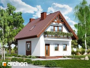 projekt Dom w sasankach