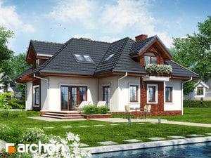 gotowy projekt Dom w chabrach