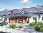 projekt Dom w klematisach 3 Wizualizacja wszystkich segmentów