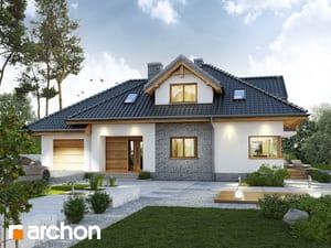 gotowy projekt Dom w kannach 3
