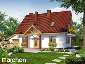 Projekt dom w prymulkach 3 8868548148ebb086f3cd7002a96cd876  252