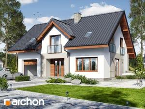 projekt Dom w szeflerach