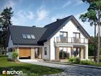 projekt Dom na polanie 2 Stylizacja 3