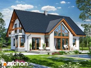gotowy projekt Dom w melisie
