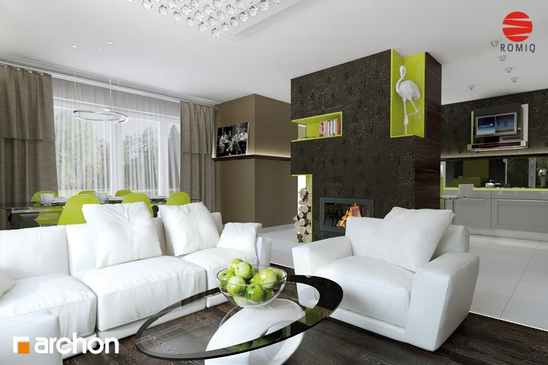 Projekt domu Dom w daktylowcach (G2) ver 2 Koszty budowy  ARCHON+ -> Kuchnia Elektryczna Koszty Eksploatacji