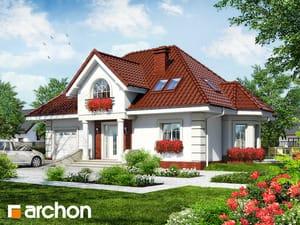 projekt Dom w glicyniach