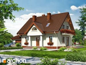 projekt Dom w truskawkach 2 (G)