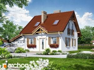 projekt Dom w borówkach (G)