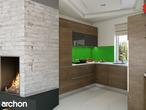 projekt Dom w rododendronach 15 Aranżacja kuchni 2 widok 3