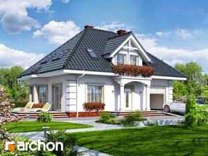 projekt Dom w aksamitkach (M)