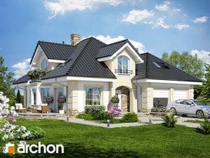 projekt Dom w dąbrówkach (G2)