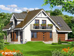 projekt Dom w rododendronach 3 (G) Stylizacja 3