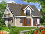 projekt Dom w rododendronach 3 (G) Stylizacja 4