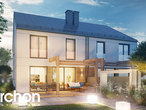 projekt Dom pod miłorzębem 12 (GB) Wizualizacja wszystkich segmentów