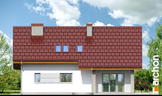 Elewacja ogrodowa projekt dom w wisteriach 2 ver 2  267