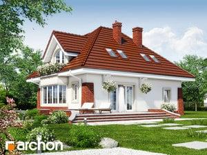 projekt Dom w koniczynce 3 widok 2