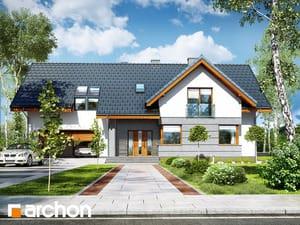 gotowy projekt Dom w skrzydłokwiatach 2 (G2)