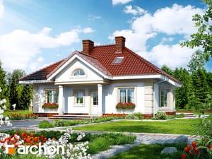 gotowy projekt Dom w jeżynach 3