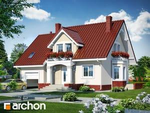 gotowy projekt Dom w tamaryszkach 4