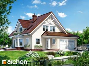 gotowy projekt Dom w świetliku (G2)