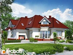projekt Dom w trzmielinie