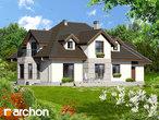 projekt Dom w wiciokrzewie (G2) Stylizacja 4