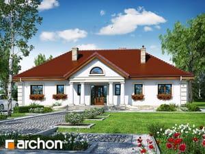 gotowy projekt Dom pod osiką
