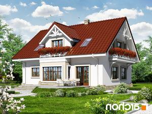 projekt Dom w oregano lustrzane odbicie 2
