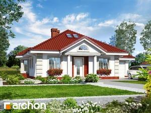 Projekt lustrzane odbicie dom nad stawem 2 1561380647  252