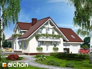 projekt Dom w rododendronach 5 (G2)