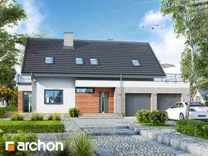 gotowy projekt Dom pod acerolą (G2)
