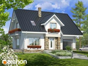 gotowy projekt Dom w lucernie 2