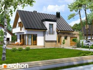 gotowy projekt Dom w amarylisach