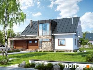 projekt Dom pod ambrowcem lustrzane odbicie 1