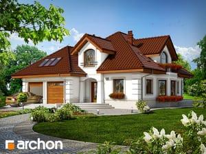 gotowy projekt Dom w bergamotkach (G2)