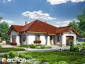 projekt Dom w renklodach