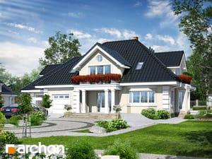 projekt Dom w wiciokrzewie 2