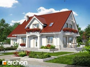 gotowy projekt Dom w lewkoniach 2 (P)