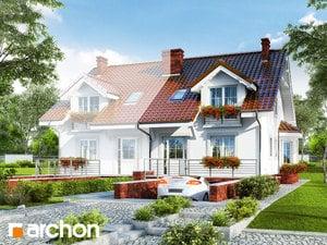 projekt Dom w ostróżkach 2 (P)