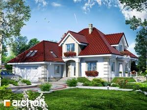 projekt Dom w lewkoniach 3