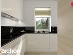 projekt Dom w klematisach 11 Aranżacja kuchni 1 widok 3