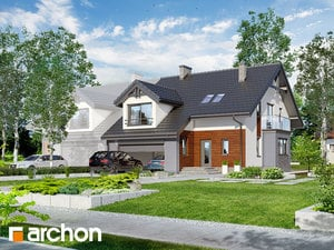 projekt Dom w klematisach (G2)