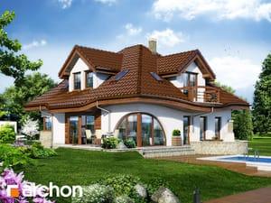 gotowy projekt Dom w zefirantach