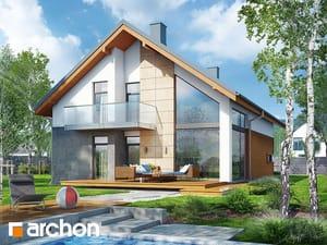 projekt Dom w kokornaku