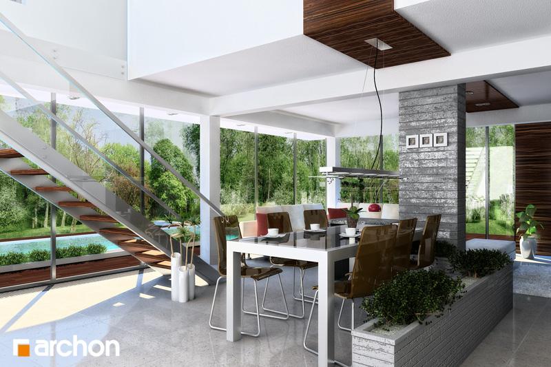 Projekt Domu Dom W Karaganach Archon
