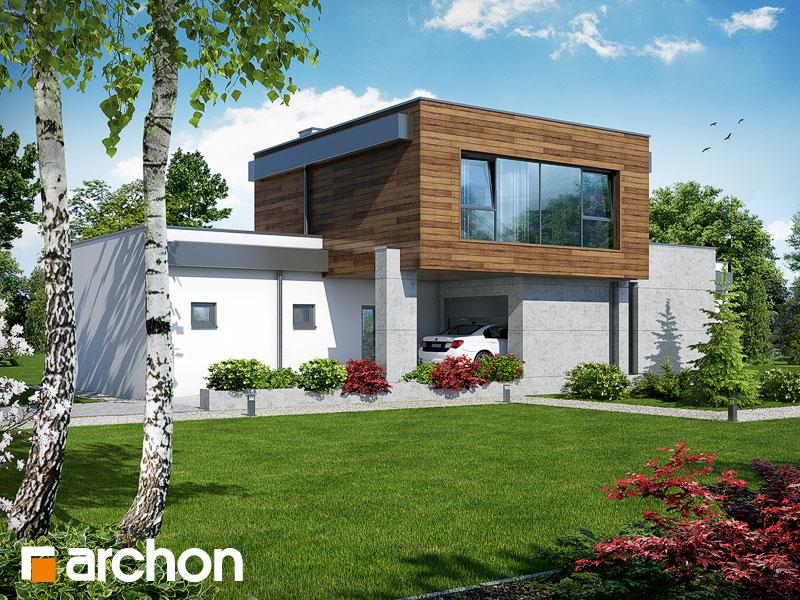 gotowy projekt Dom w borrago (G) widok 1
